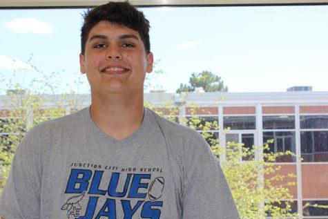Student Profile: Stephen Thompson