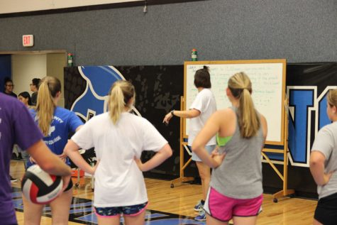 Blue Jay Volleyball Preview