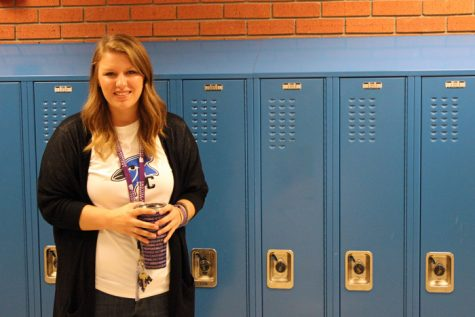 New Teacher Feature: History Teacher Ms. Meek