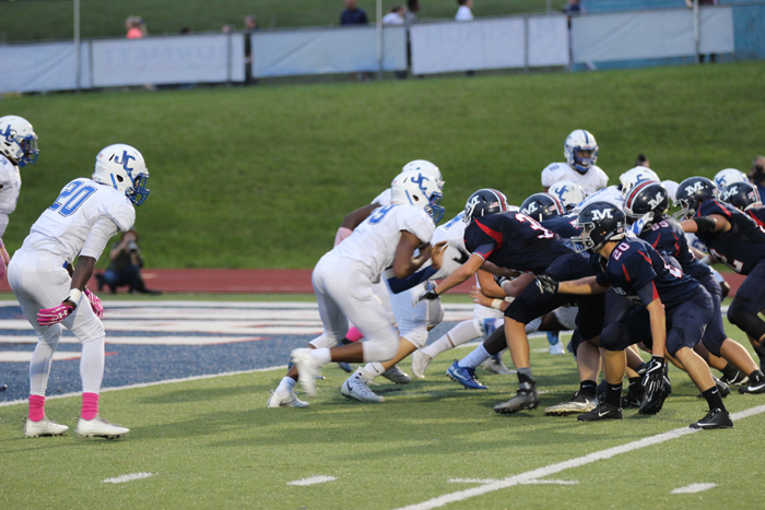 Blue Jays Fall to Indians in 42-12 Loss