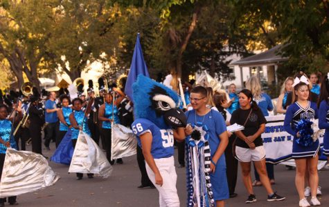 Photos: Homecoming Parade Shows School Spirit