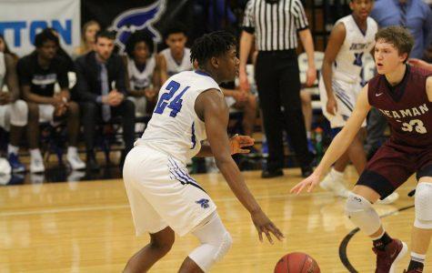 PHOTOS: Boys Varsity Basketball vs. Seamen High