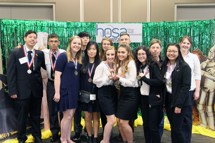 HOSA Competition Gallery