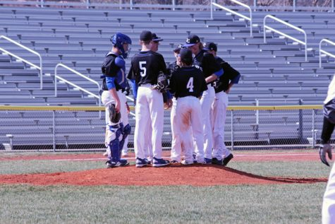 PHOTOS: Baseball Blue And Black Scrimmage