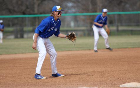 PHOTOS: Varsity Baseball vs Topeka West