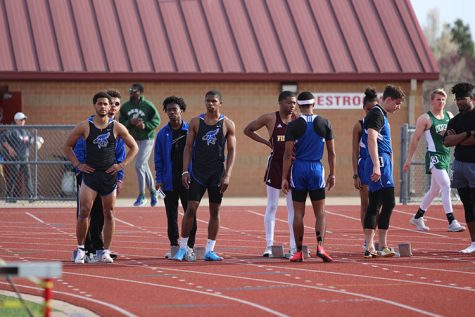 PHOTOS: March 30 Varsity Track Meet