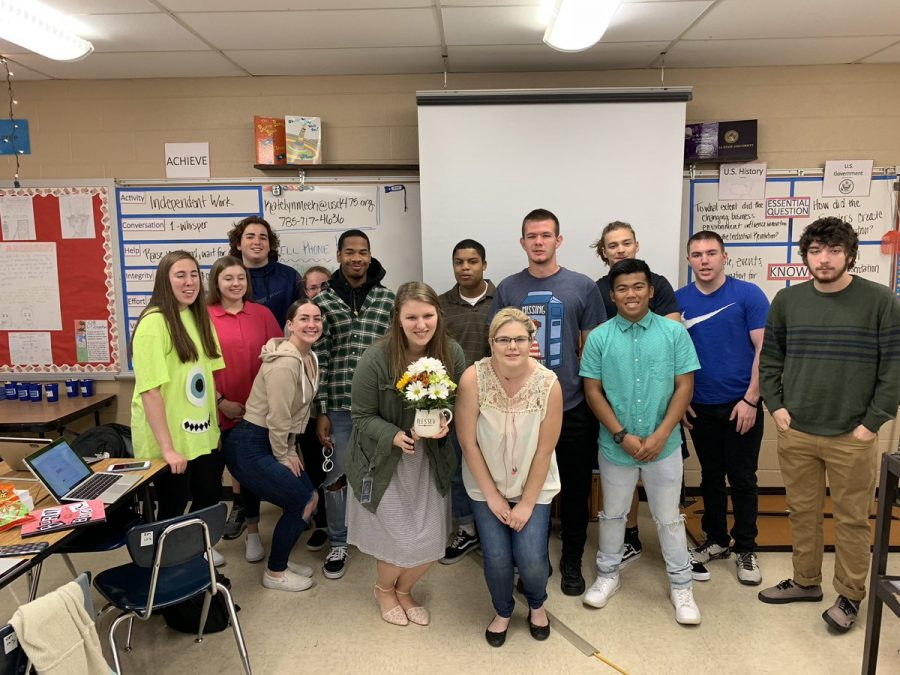 Social Studies Teacher Named Horizon Award Nominee